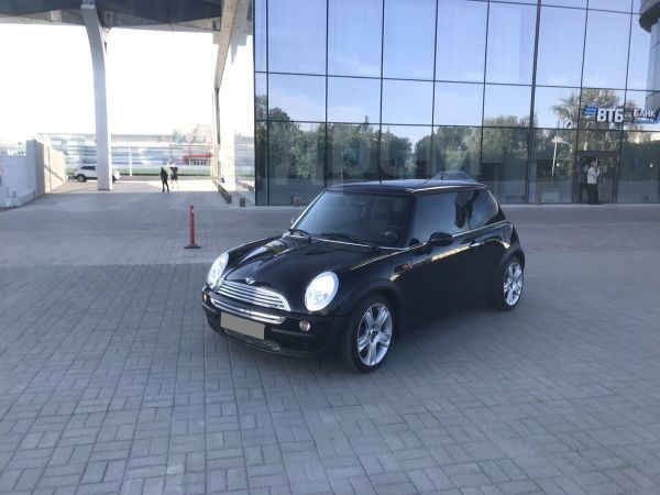 Mini Hatch, 2004 год, 360 000 руб.