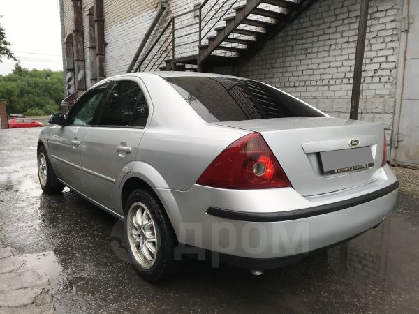 Ford Mondeo, 2001 год, 227 000 руб.