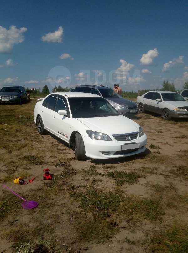 Honda Civic Ferio, 2004 год, 275 000 руб.