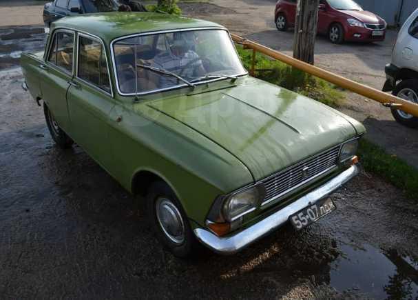 Москвич 408, 1970 год, 64 000 руб.