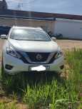 Nissan Murano, 2017 год, 2 400 000 руб.