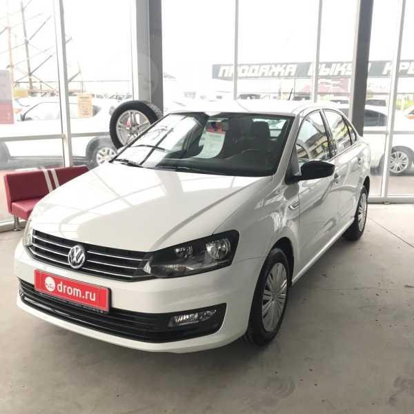 Volkswagen Polo, 2017 год, 695 000 руб.