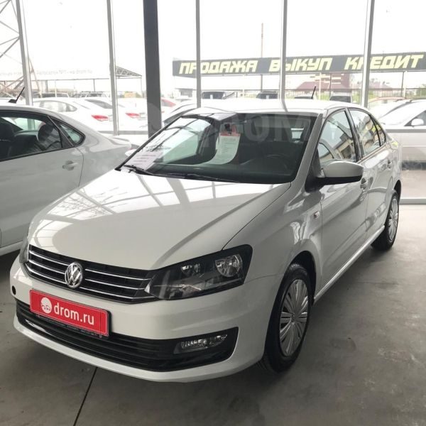 Volkswagen Polo, 2017 год, 685 000 руб.