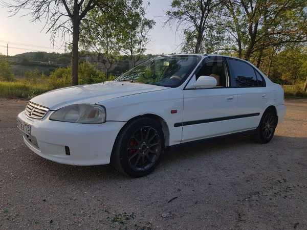 Honda Civic, 2001 год, 194 000 руб.