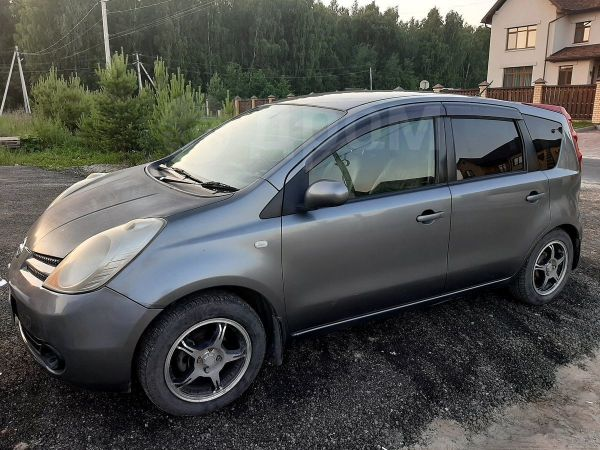 Nissan Note, 2005 год, 260 000 руб.