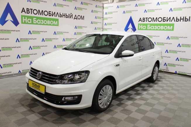 Volkswagen Polo, 2018 год, 893 900 руб.