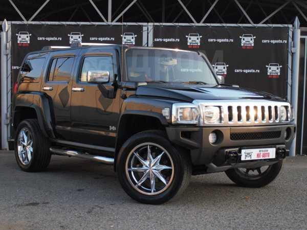 Hummer H3, 2009 год, 1 190 000 руб.