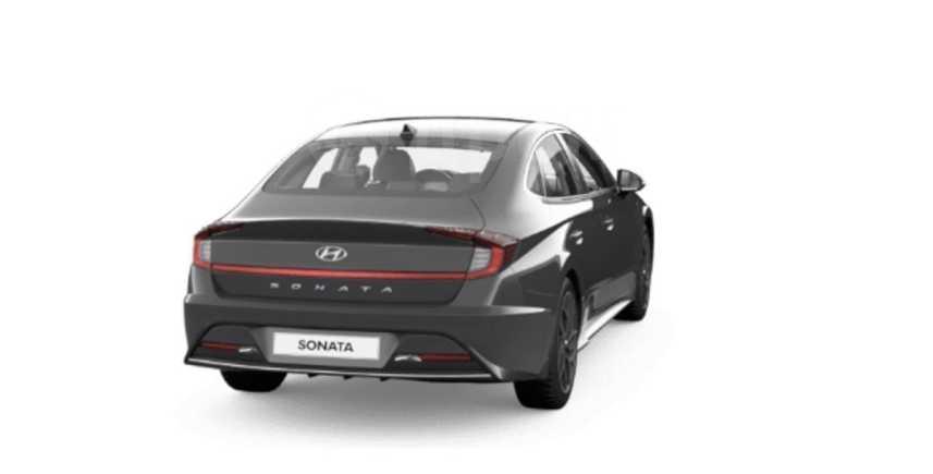 Hyundai Sonata, 2020 год, 1 549 000 руб.