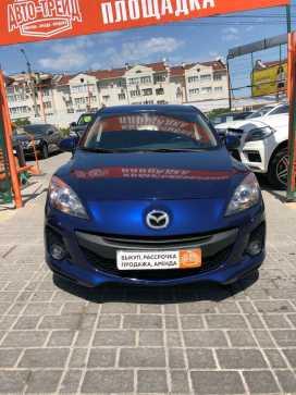Севастополь Mazda3 2012