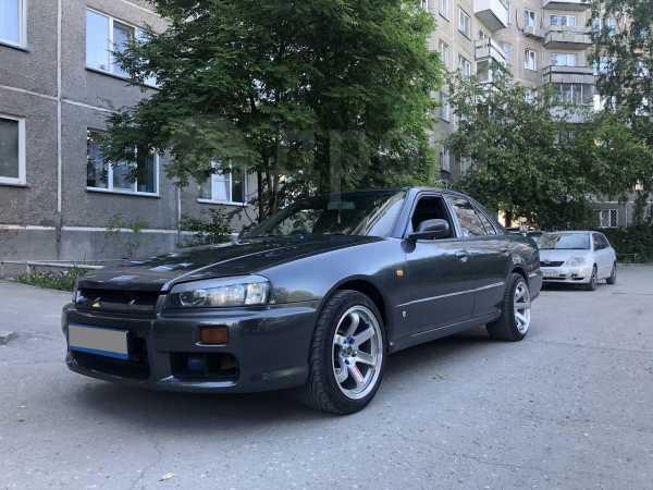 Nissan Skyline, 1999 год, 420 000 руб.