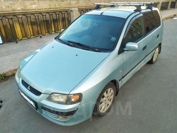 Mitsubishi Space Star, 2004 год, 170 000 руб.