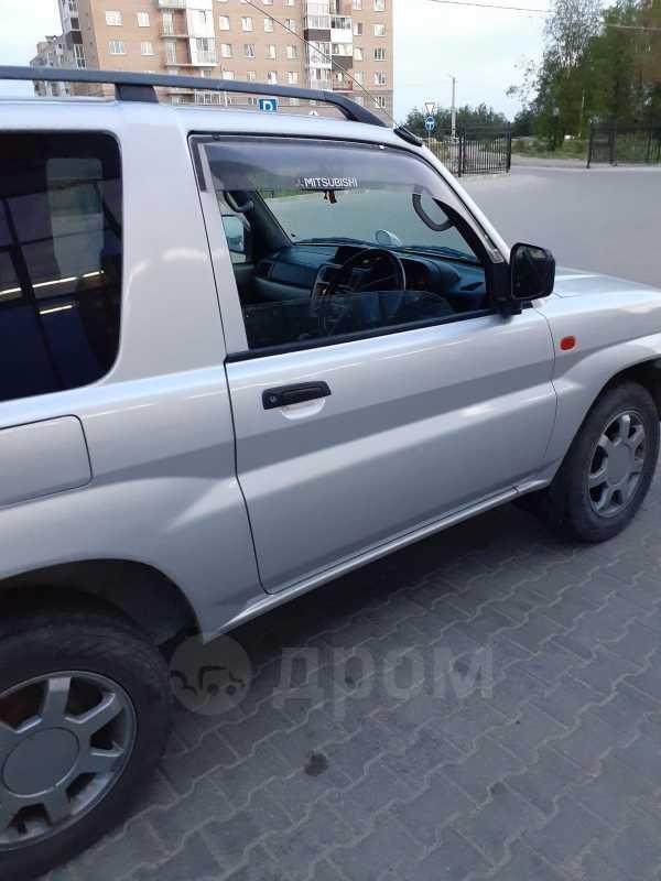 Mitsubishi Pajero iO, 1998 год, 150 000 руб.