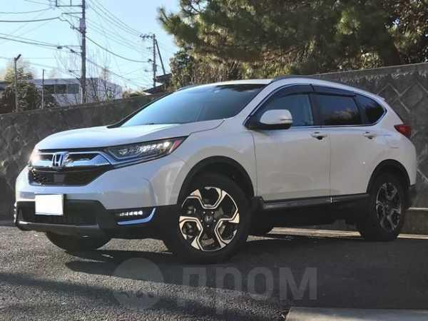 Honda CR-V, 2018 год, 2 166 500 руб.