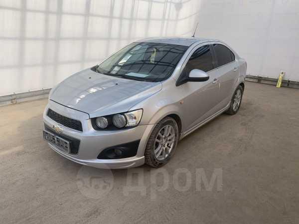 Chevrolet Aveo, 2012 год, 372 000 руб.