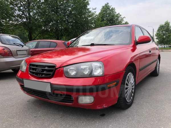 Hyundai Elantra, 2003 год, 159 900 руб.