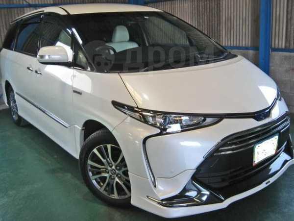 Toyota Estima, 2017 год, 1 500 000 руб.
