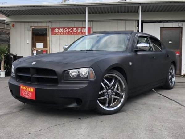 Dodge Charger, 2008 год, 455 000 руб.