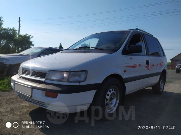 Mitsubishi Space Runner, 1992 год, 110 000 руб.