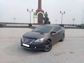 Якутск Nissan Sentra 2014