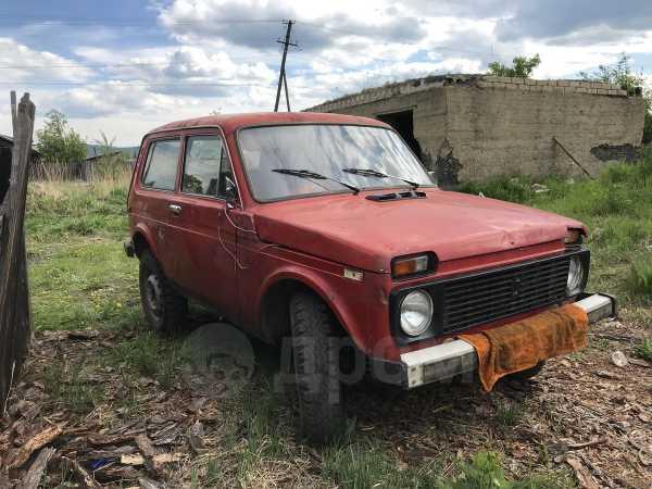 Лада 4x4 2121 Нива, 1985 год, 30 000 руб.