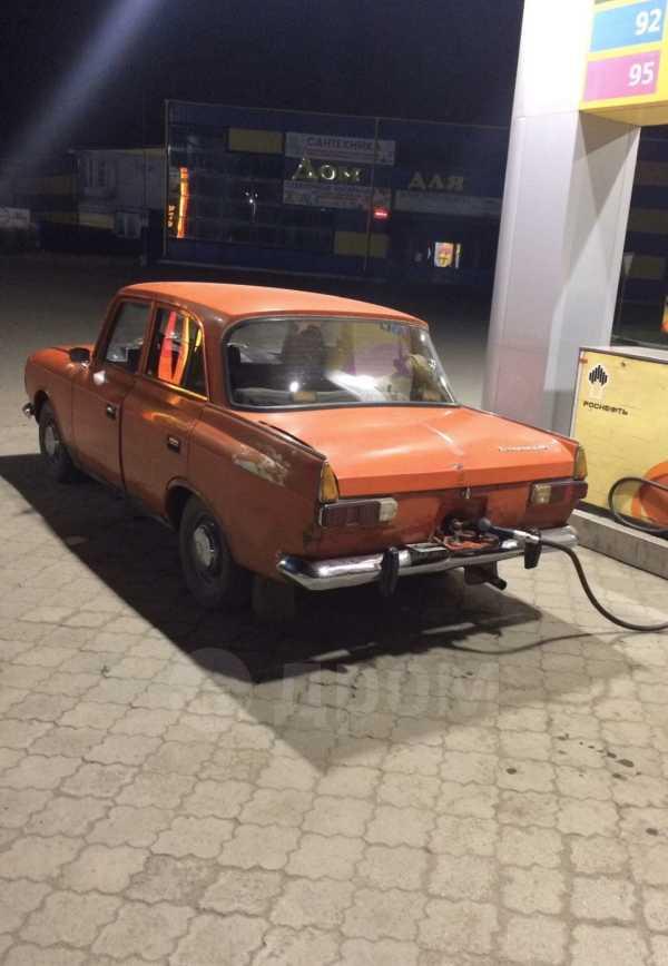 Москвич 412, 1988 год, 27 000 руб.