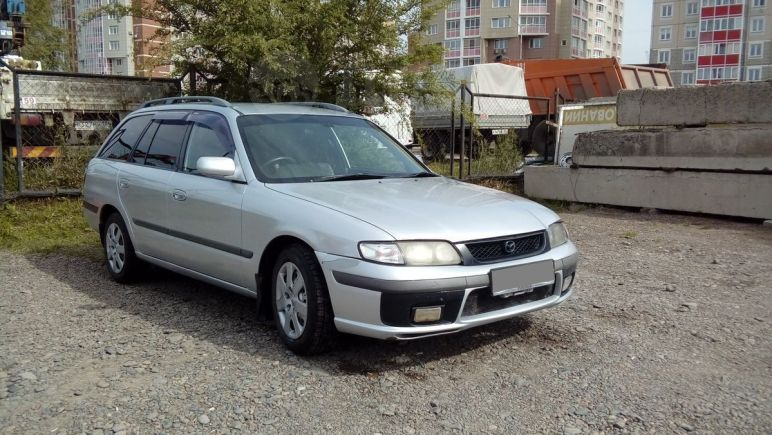 Mazda Capella, 1999 год, 189 000 руб.