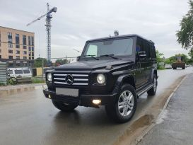 Новосибирск G-Class 2011