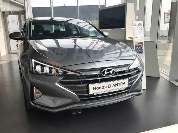 Hyundai Elantra, 2020 год, 1 340 000 руб.