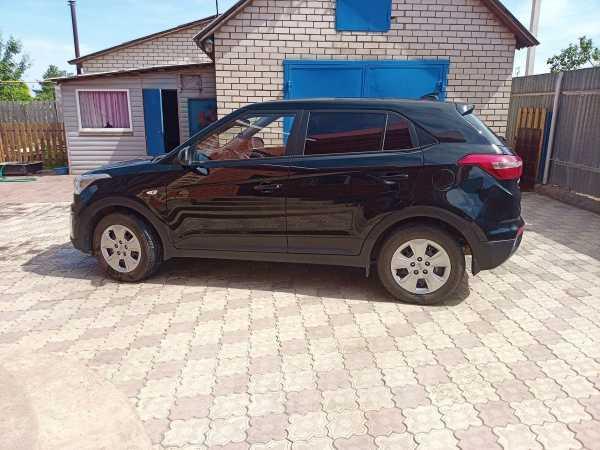 Hyundai Creta, 2017 год, 720 000 руб.