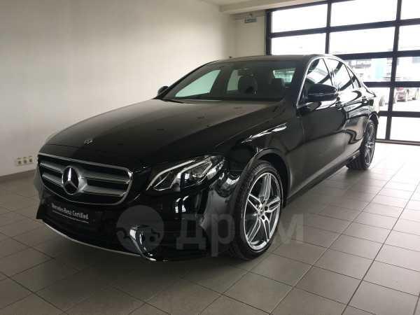 Mercedes-Benz E-Class, 2019 год, 3 350 000 руб.