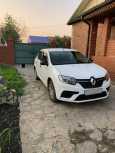 Renault Logan, 2018 год, 470 000 руб.