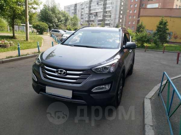 Hyundai Santa Fe, 2015 год, 1 445 000 руб.