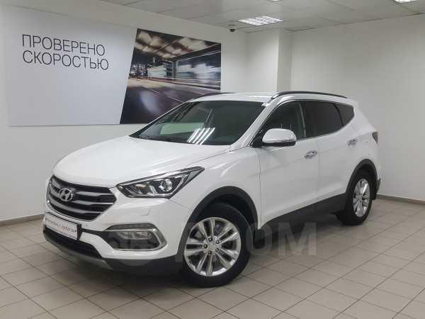 Hyundai Santa Fe, 2018 год, 1 825 000 руб.
