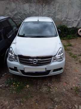 Курск Nissan Almera 2018