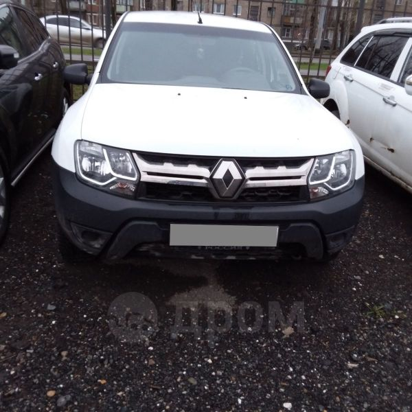 Renault Duster, 2018 год, 575 556 руб.