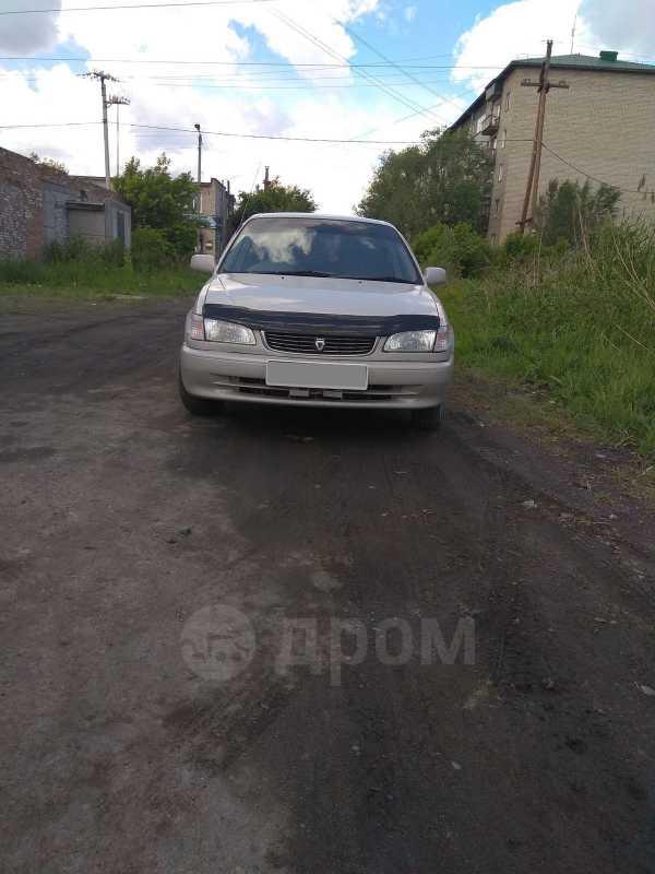 Toyota Corolla, 1998 год, 187 000 руб.