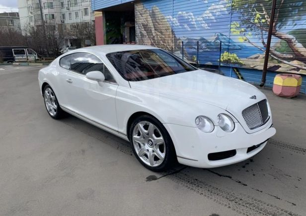 Bentley Continental GT, 2006 год, 1 850 000 руб.