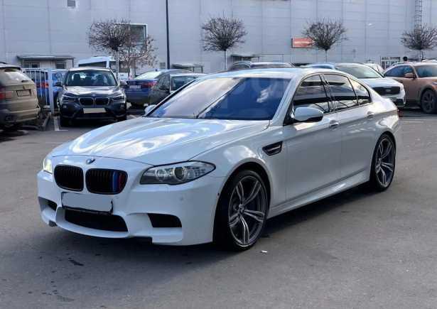 BMW M5, 2012 год, 2 000 000 руб.