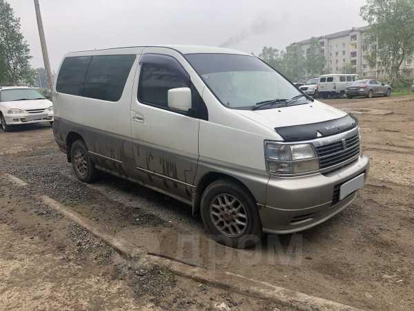 Nissan Caravan Elgrand, 1997 год, 350 000 руб.