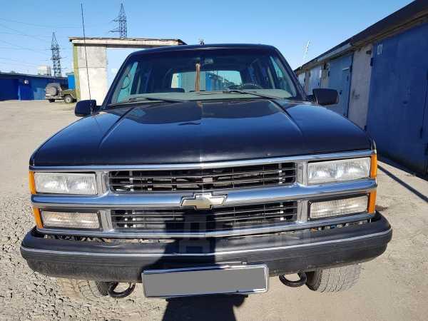 Chevrolet Tahoe, 1997 год, 600 000 руб.