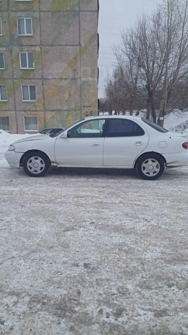 Hyundai Lantra, 1996 год, 75 000 руб.