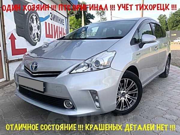 Toyota Prius a, 2012 год, 839 000 руб.