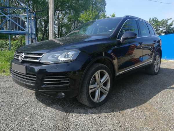 Volkswagen Touareg, 2013 год, 2 300 000 руб.