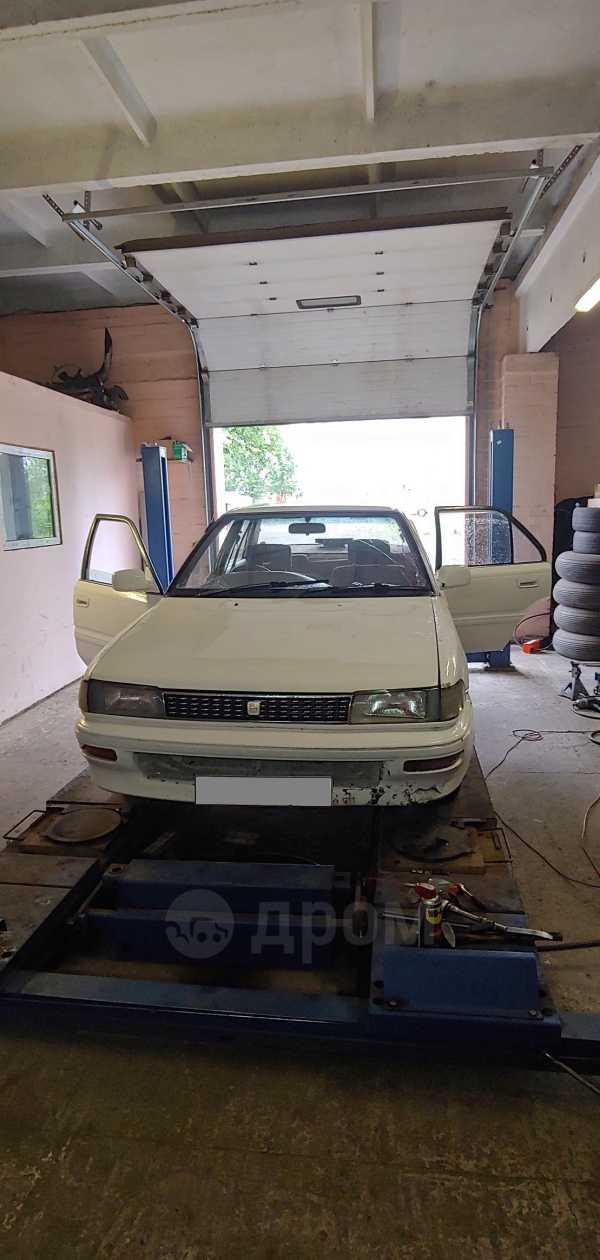 Toyota Corolla, 1990 год, 75 000 руб.