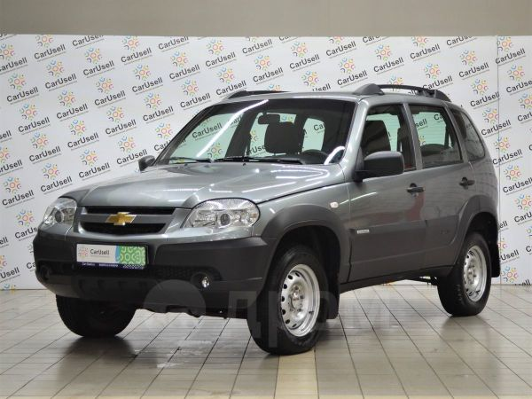 Chevrolet Niva, 2016 год, 379 700 руб.