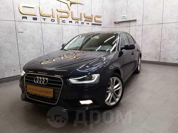 Audi A4, 2012 год, 815 000 руб.