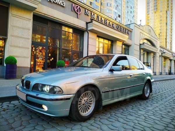 BMW 5-Series, 2002 год, 249 000 руб.