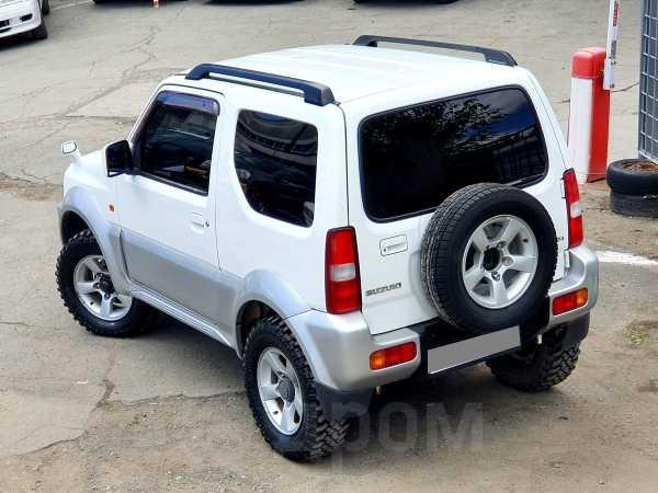 Suzuki Jimny Sierra, 2007 год, 440 000 руб.