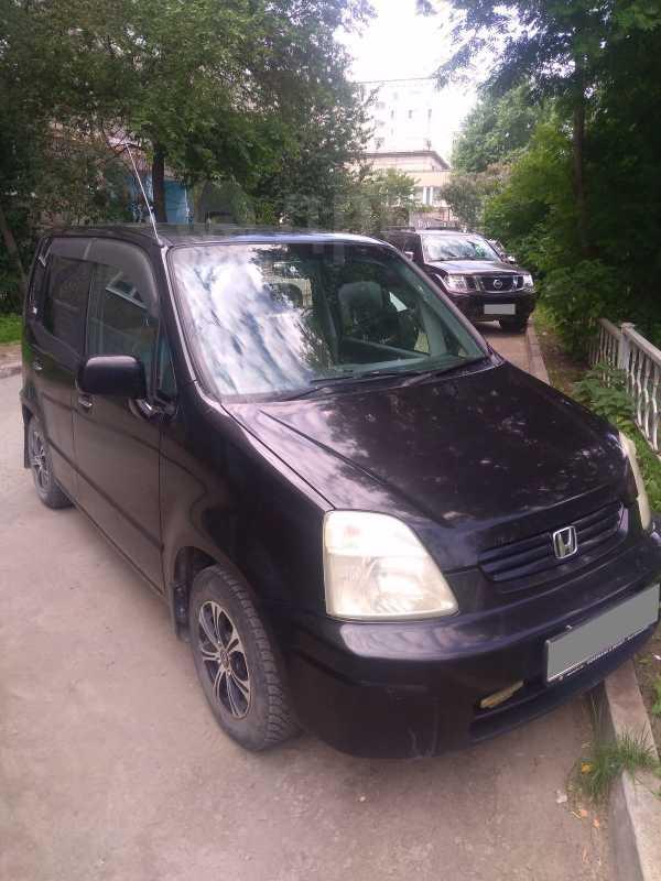 Honda Capa, 2000 год, 120 000 руб.