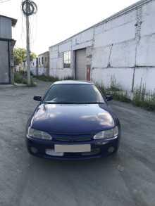 Челябинск Corolla Levin 1995